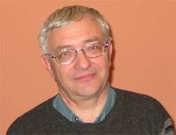 館長のボリス・ニコラエヴィチ