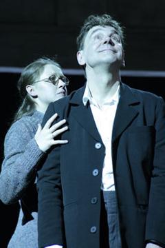 ワフタンゴフ劇場の『ワーニャおじさん』の舞台